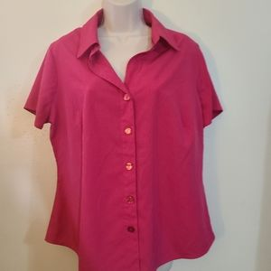 NWOT Cato button up